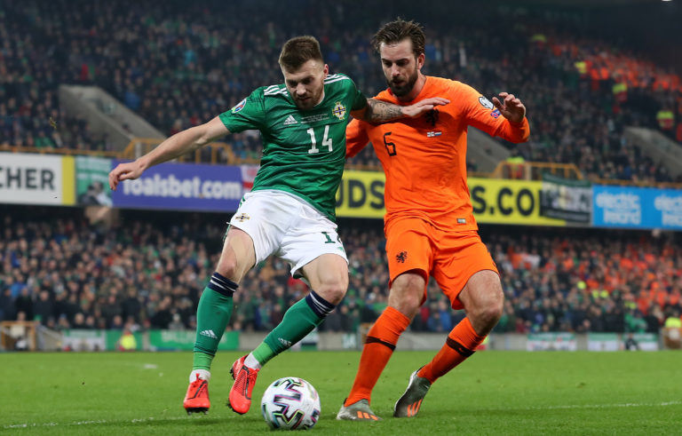 Northern Ireland will be in Euro 2020 play-off action in October