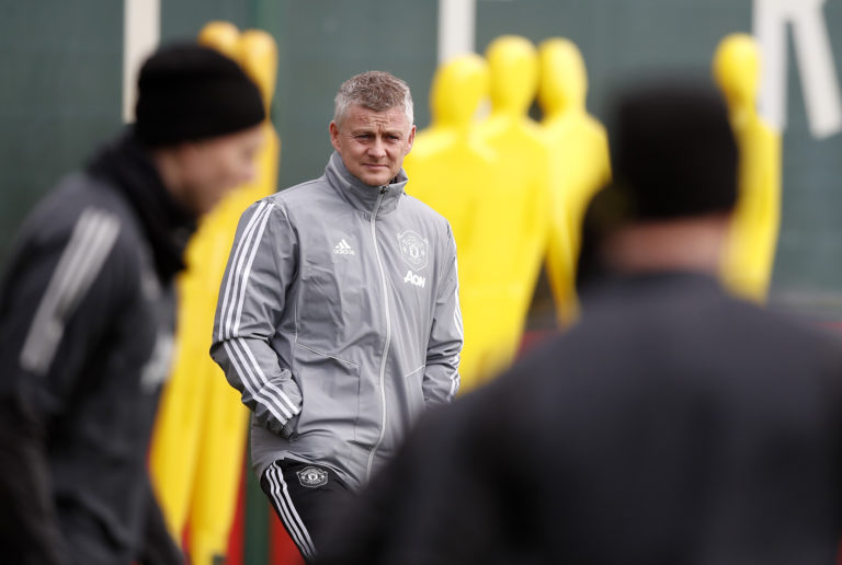 Ole Gunnar Solskjaer is set to make changes at Carrow Road