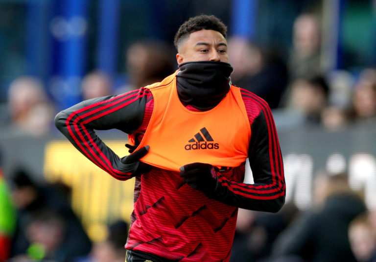 Jesse Lingard is set to feature at Norwich