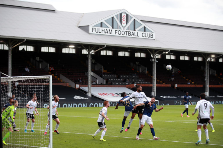 Fulham's return to action last weekend ended in defeat