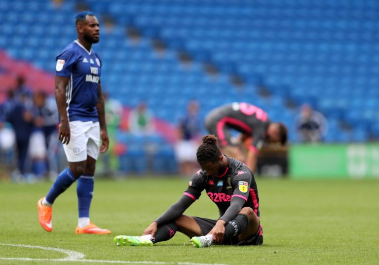 Leeds came up short at Cardiff