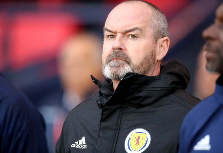 Steve Clarke has made his case to Dykes