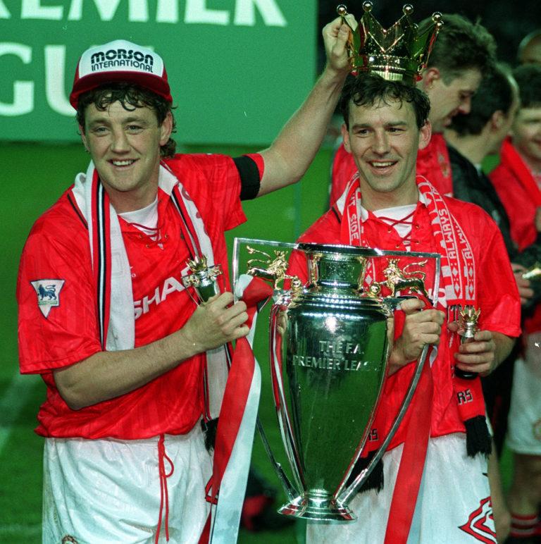 Former Manchester United Premier League-winning captain Steve Bruce praised Liverpool's achievement