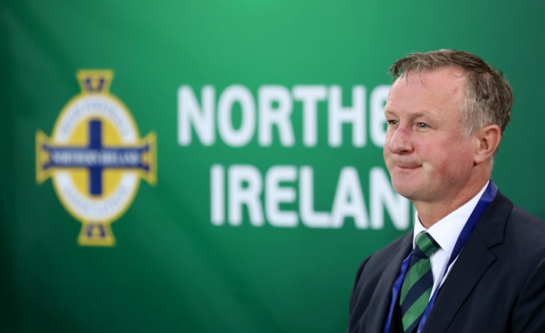 Michael O'Neill File photo
