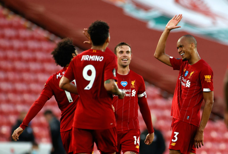 Liverpool have left City trailing during an outstanding season