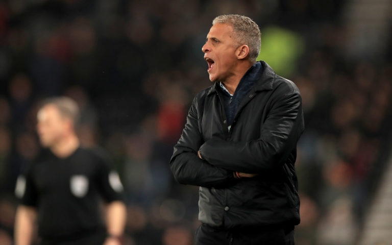 Keith Curle was appointed as Northampton boss early on in the 2018/19 campaign.