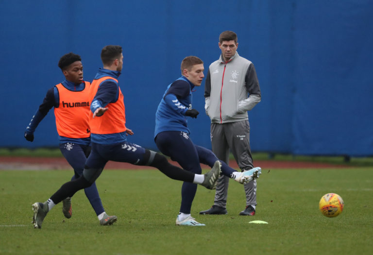 Contact training will be allowed again