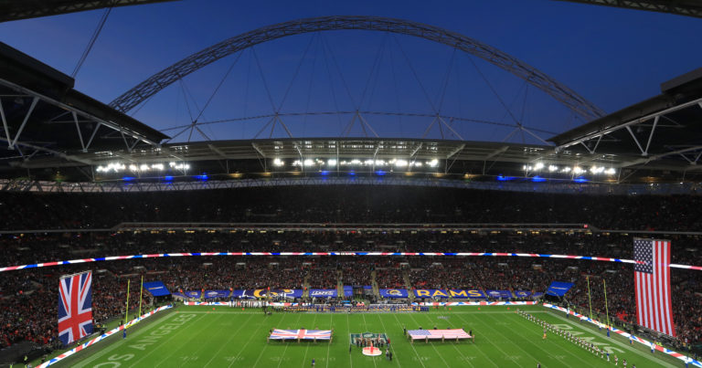 NFL matches at Wembley have generated significant revenue for the FA in the past