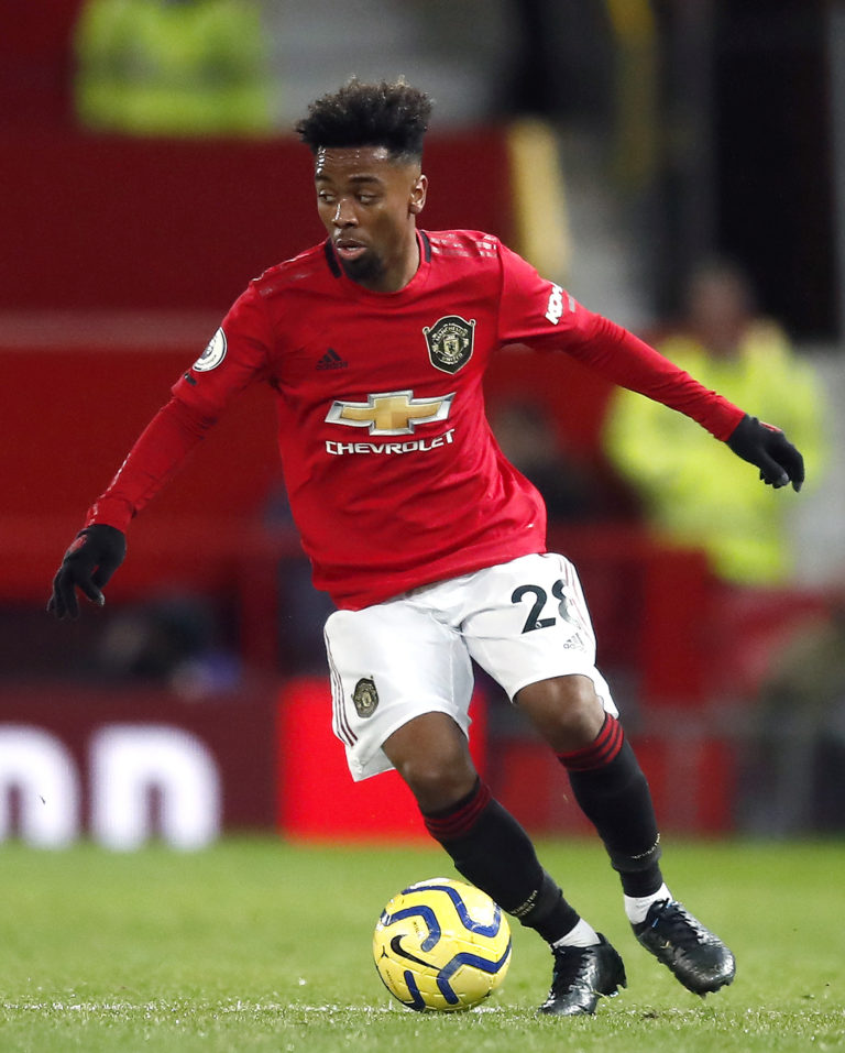 Angel Gomes is set to leave Manchester United