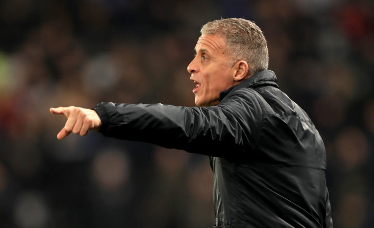 Curle is one of the most experienced managers in the game