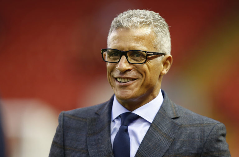 Curle is one of few managers of ethic minority background in the game