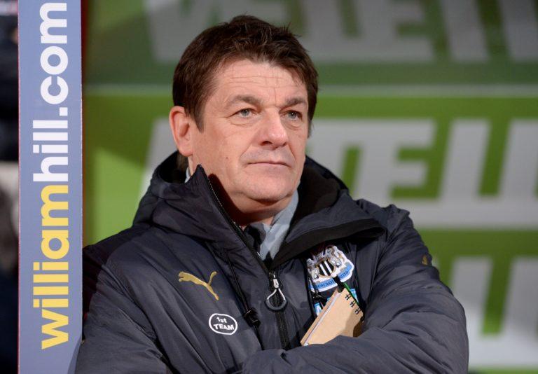 John Carver just kept Newcastle up