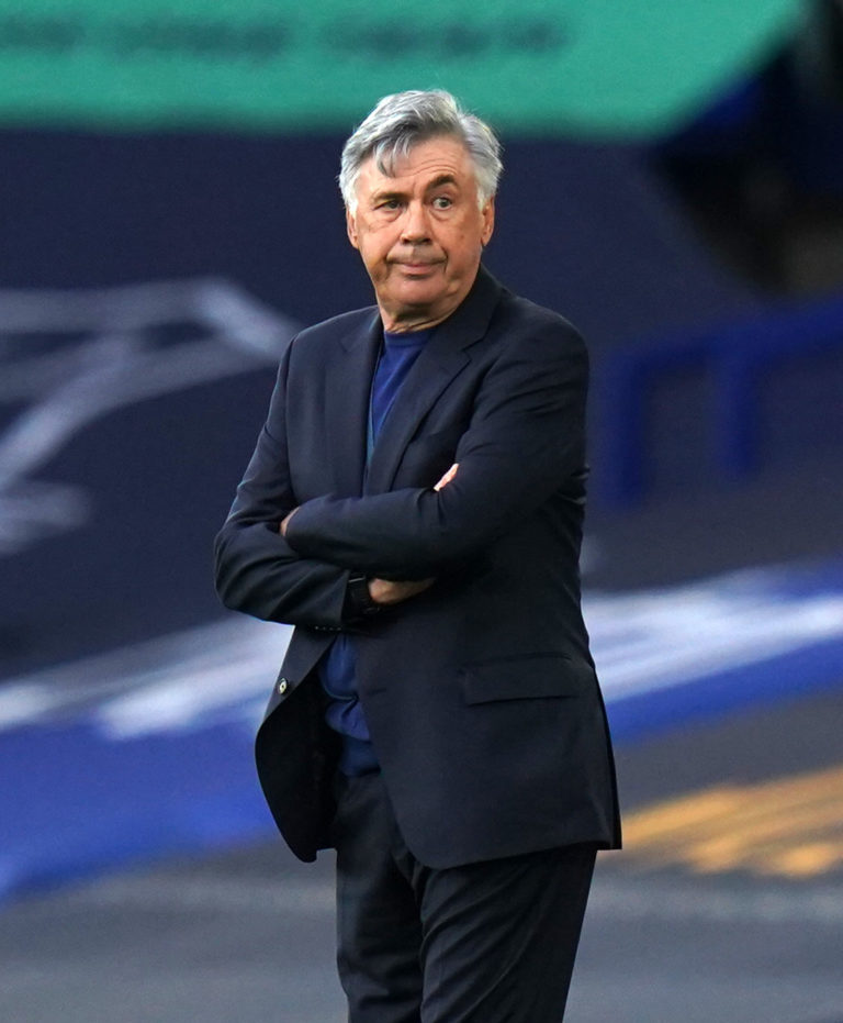 Ancelotti belives Baines can play a key role in the development of young players