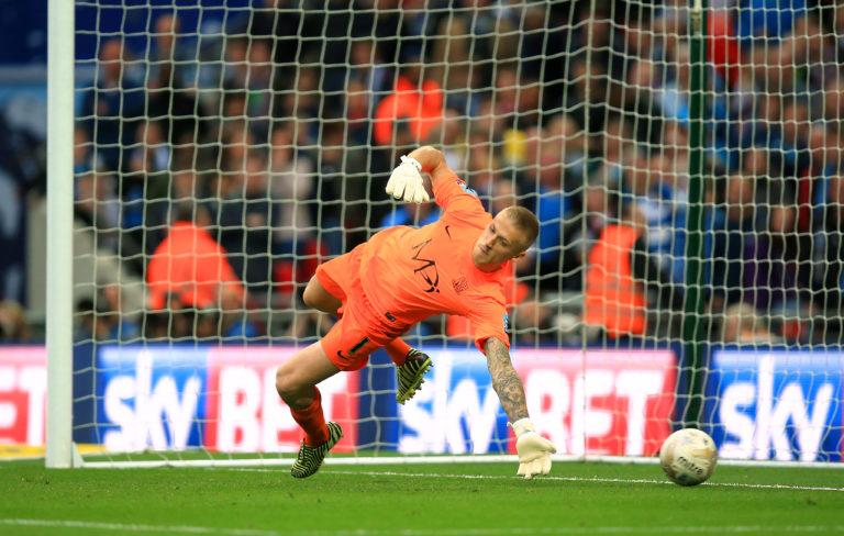 Keeper Dan Bentley was Southend's penalty shoot-out hero
