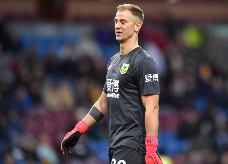 Celtic have been linked with Joe Hart