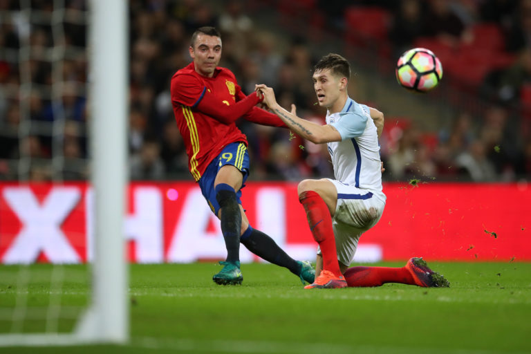 England v Spain – International Friendly – Wembley Stadium