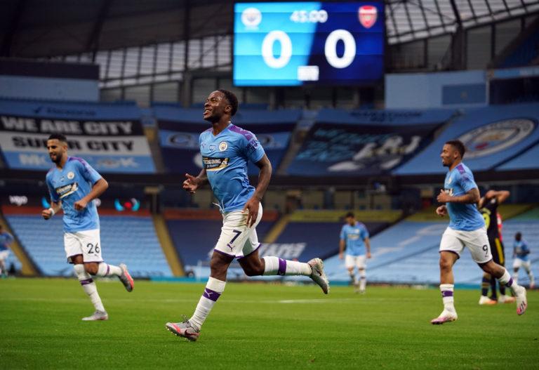 Manchester City v Arsenal – Premier League – Etihad Stadium