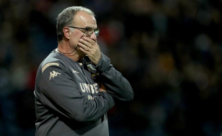 Marcelo Bielsa has steered Leeds to the top of the Championship