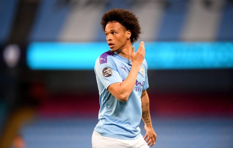 Leroy Sane is on his way to Munich