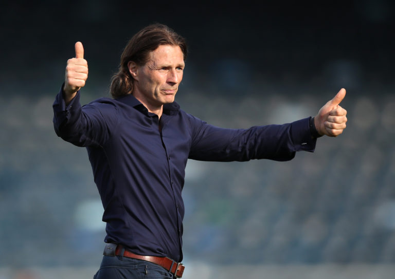 Gareth Ainsworth has taken Wycombe from Sky Bet League Two relegation candidates to the League One play-offs