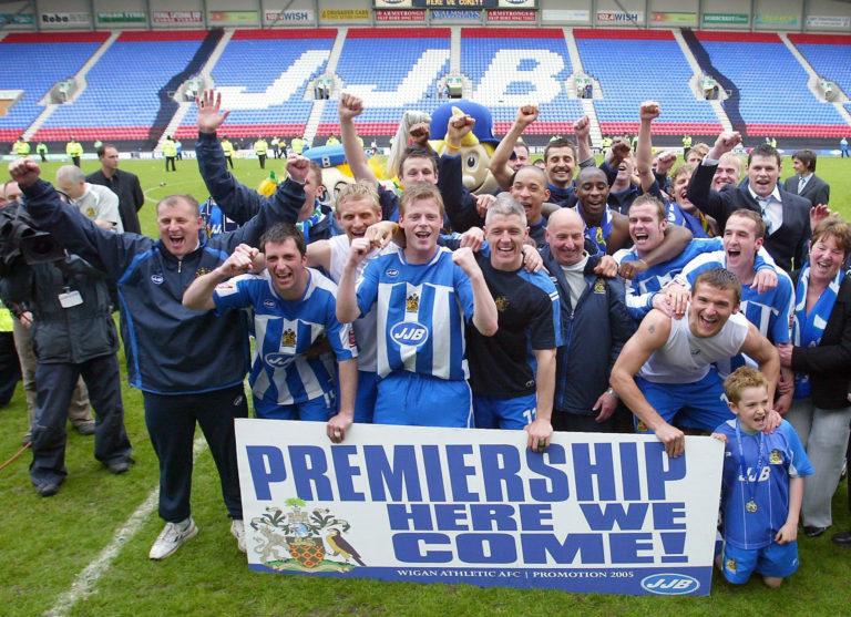 Soccer – Coca-Cola Football League Championship – Wigan Athletic v Reading – JJB Stadium
