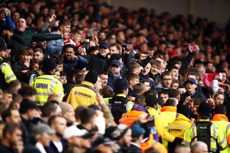 Nottingham Forest v Derby County – Sky Bet Championship – City Ground