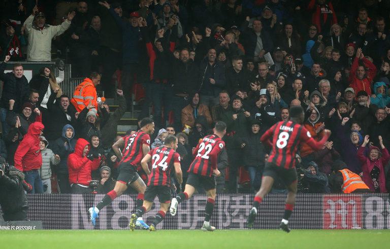 AFC Bournemouth v Manchester United – Premier League – Vitality Stadium