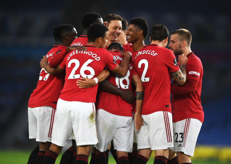 Manchester United impressed onlookers during their 3-0 win at Brighton on Tuesday