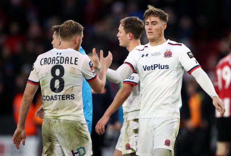 Sheffield United v AFC Fylde – FA Cup – Third Round – Bramall Lane