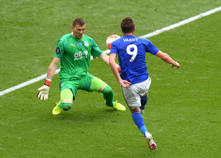 Leicester City v Crystal Palace – Premier League – King Power Stadium