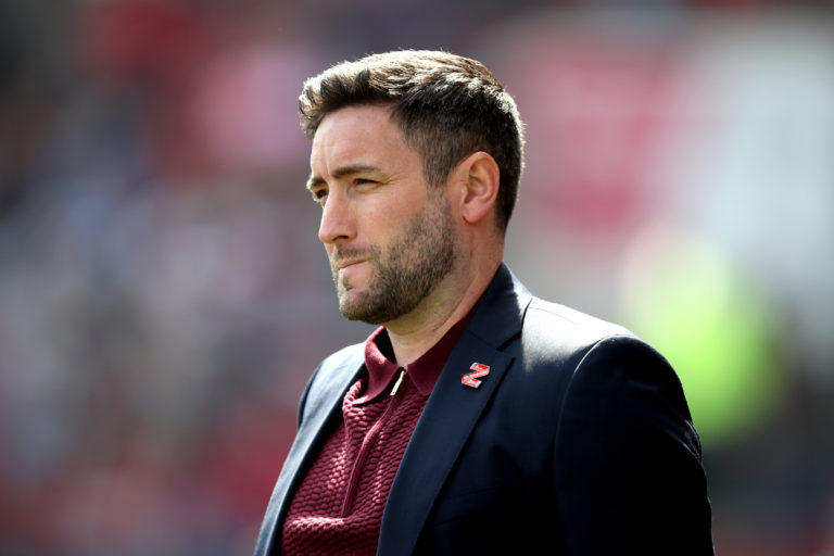 Lee Johnson will be looking for a new club