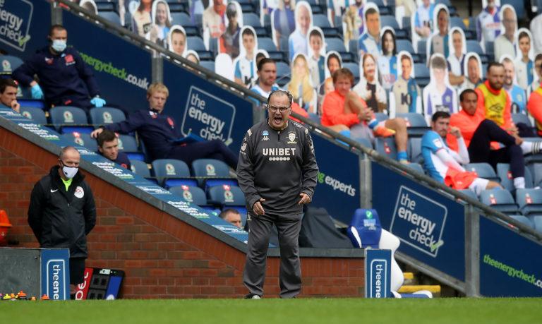 Marcelo Bielsa saw Leeds record an impressive win