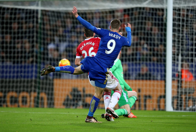 Leicester City v Manchester United – Barclays Premier League – King Power Stadium