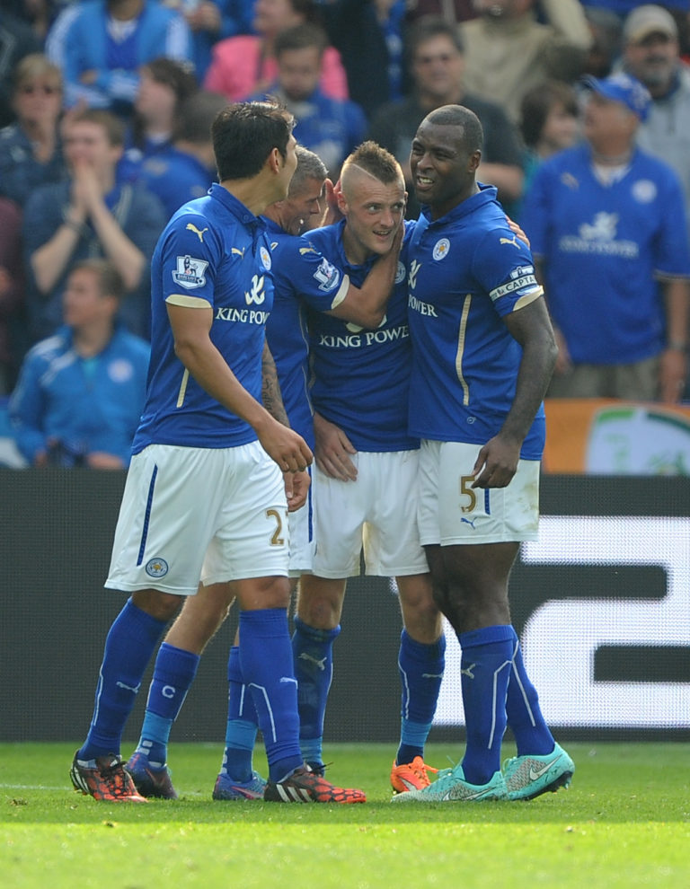 Soccer – Barclays Premier League – Leicester City v Manchester United – King Power Stadium