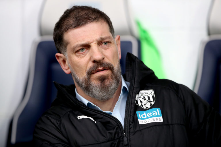 Slaven Bilic watched West Brom make it back-to-back wins with a 4-2 victory over Hull