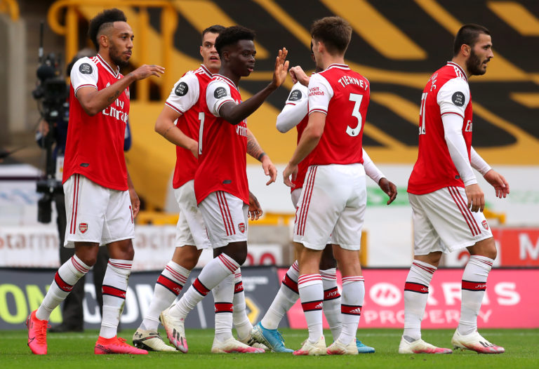 Arsenal face a tough run of fixtures