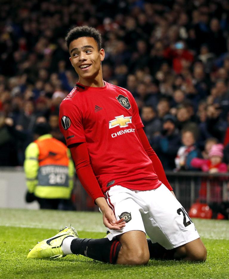 All things point towards Mason Greenwood having a big future at Manchester United.