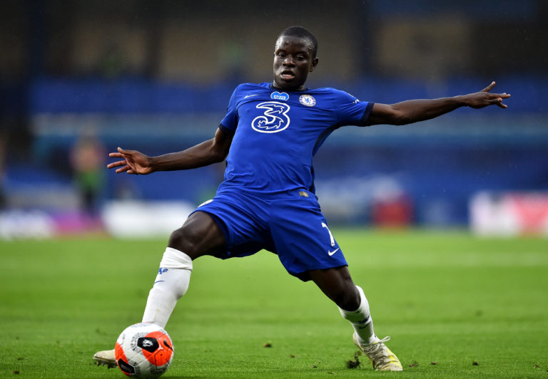 N'Golo Kante is set for a spell on the sidelines