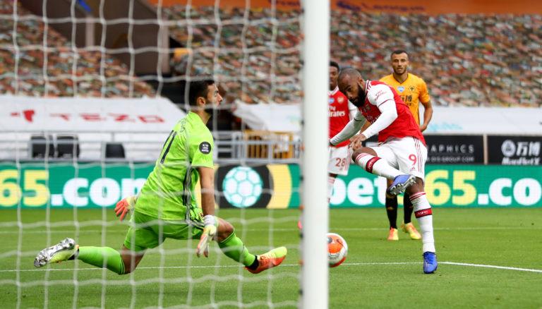 Wolverhampton Wanderers v Arsenal – Premier League – Molineux