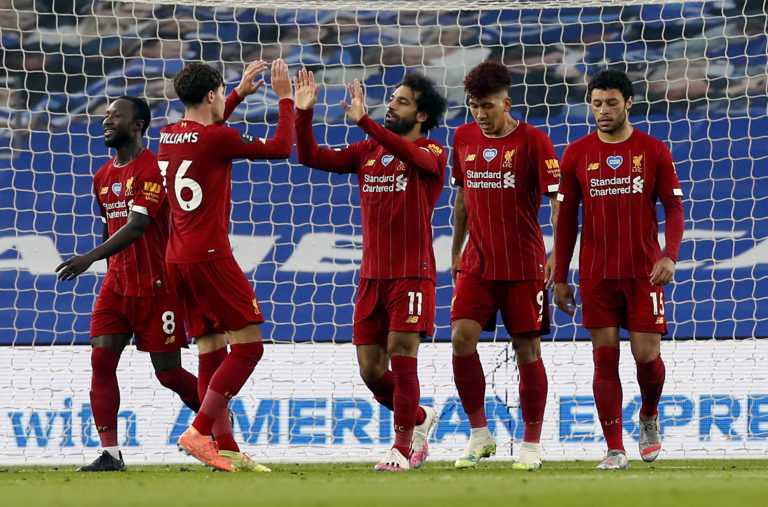 Liverpool made a fast start with two early goals