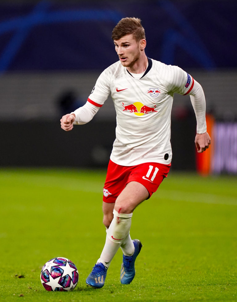Timo Werner is on his way to Chelsea