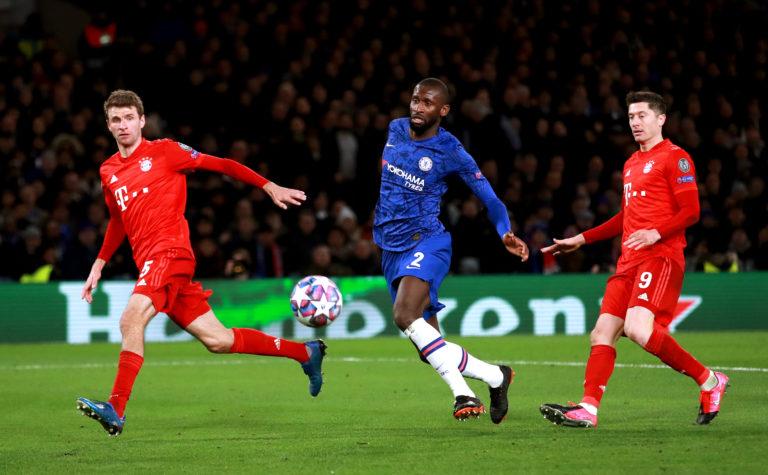 Chelsea trail Bayern Munich 3-0