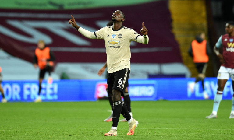 Paul Pogba rounded off the scoring