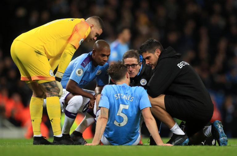 Stones has had to overcome injury setbacks