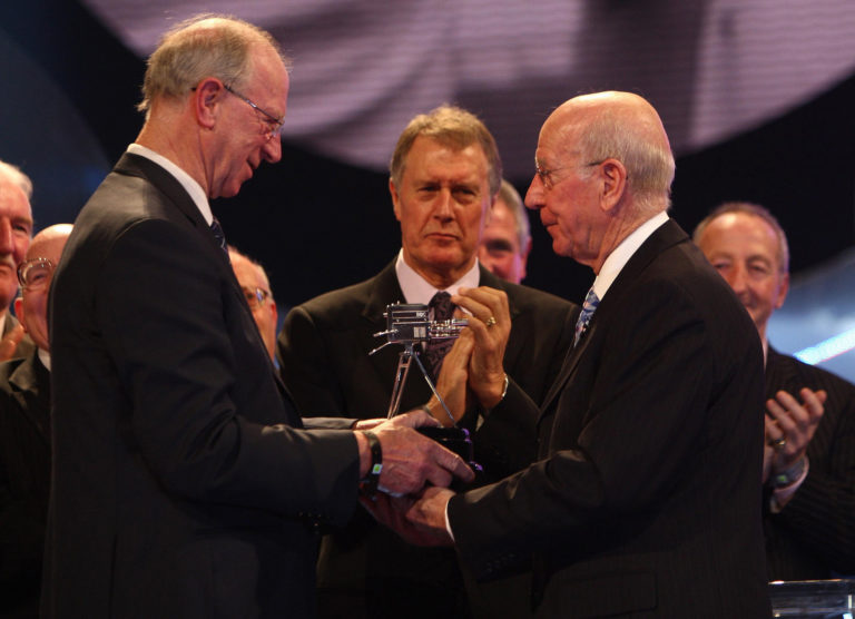 BBC Sports Personality Of The Year 2008 – Liverpool
