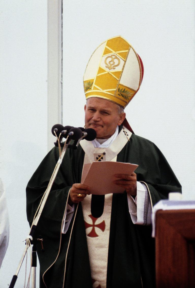 Religion – Pope John Paul II Visit – Ireland – Galway's Ballybrit racecourse – 1979