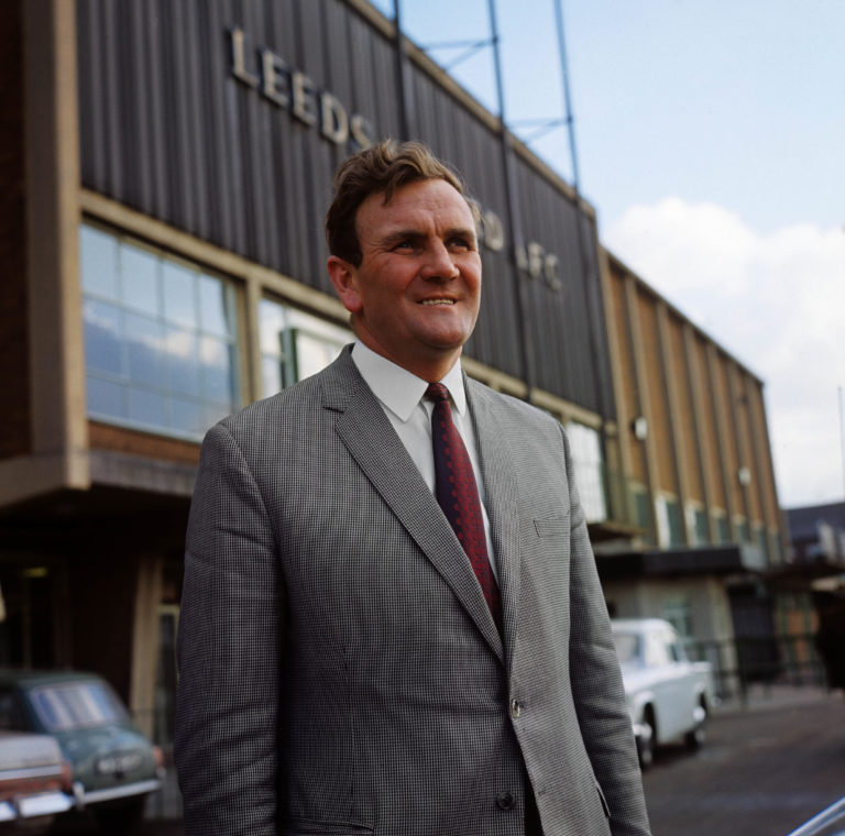 Johnny Giles says Don Revie had a big influence on Jack Charlton at Leeds