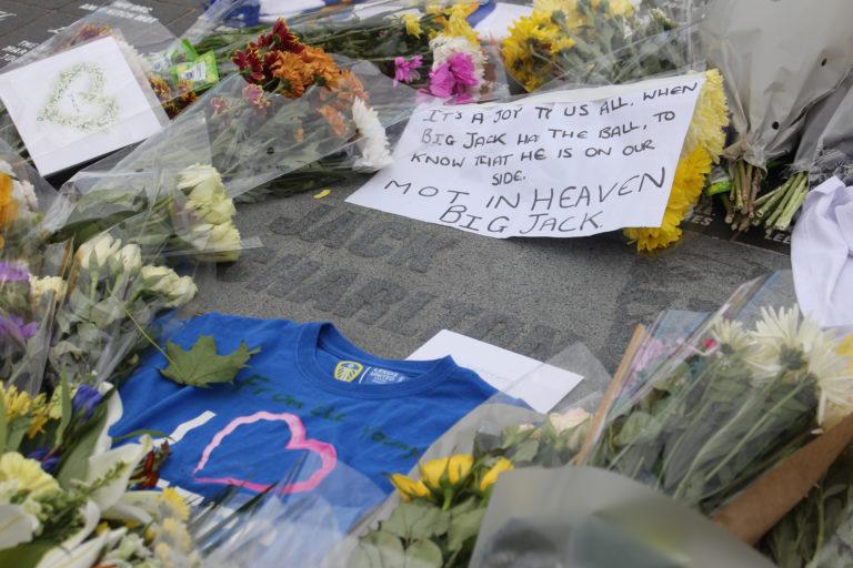 Jack Charlton death