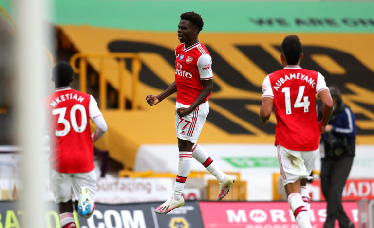 Arteta will be hoping the likes of 18-year-old winger Bukayo Saka continue their fine recent form.