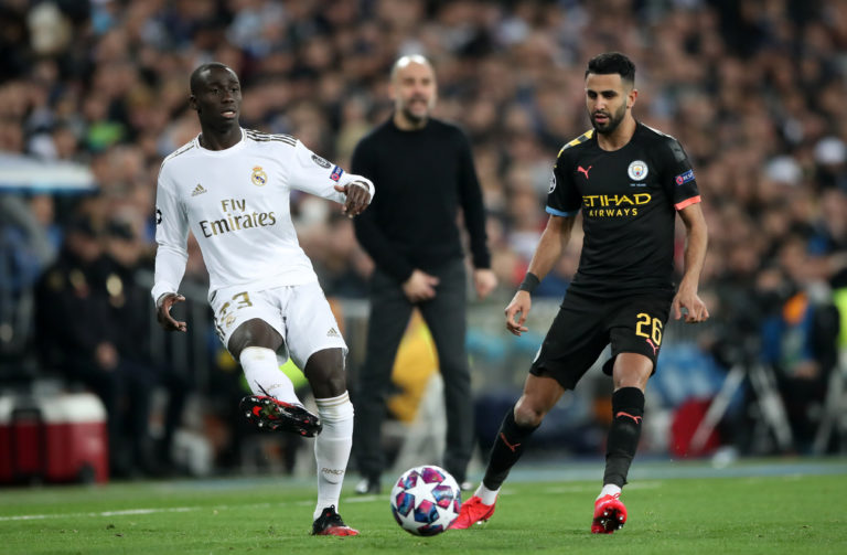 Manchester City are preparing for the second leg of their last-16 clash with Real Madrid